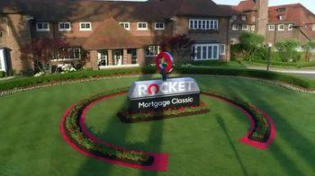 Rocket Mortgage TV Spot, 'PGA TOUR: 2021 Rocket Mortgage Classic: Area 313' - Thumbnail 1