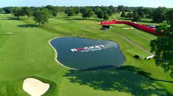 Rocket Mortgage TV Spot, 'PGA TOUR: 2021 Rocket Mortgage Classic: Area 313' - Thumbnail 10
