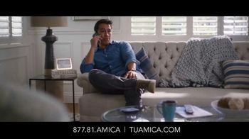 Amica Mutual Insurance Company TV Spot, 'Experiencia personalizada' [Spanish] - Thumbnail 3
