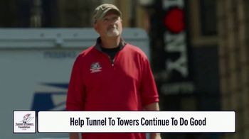Stephen Siller Tunnel to Towers Foundation TV Spot, 'Never Forget Walk'