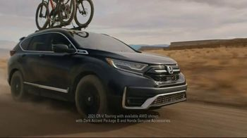 Honda TV Spot, 'Every Road Has Its Challenges: Passport, Pilot, CR-V' Song by Vampire Weekend [T1] - Thumbnail 9