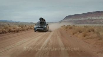 Honda TV Spot, 'Every Road Has Its Challenges: Passport, Pilot, CR-V' Song by Vampire Weekend [T1] - Thumbnail 4