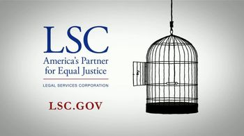 Legal Services Corporation TV Spot, 'The Right to Justice' - Thumbnail 8