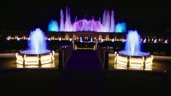 Brandywine Valley TV Spot, 'We Have Room: Festival of Fountains'