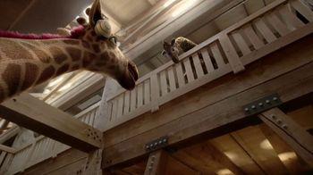 Ark Encounter TV Spot, 'Mom and Dad Giraffe' - Thumbnail 4