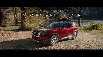 2022 Nissan Pathfinder TV Spot, 'Grandpa' Song by Heroes Del Silencio [T1] - Thumbnail 10