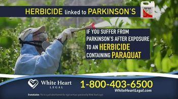 White Heart Legal TV Spot, 'Paraquat: Parkinson's Disease'