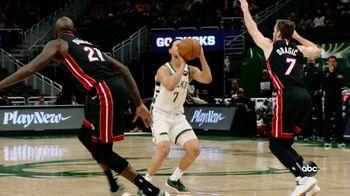 YouTube TV TV Spot, '2021 NBA Finals: Going Into Overtime'