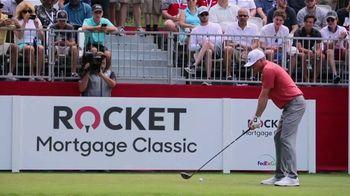 PGA TOUR TV Spot, '2021 Rocket Mortgage Classic'