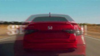2022 Honda Civic TV Spot, 'Even More Fun to Drive' [T1] - Thumbnail 10