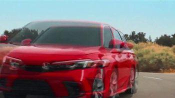 2022 Honda Civic TV Spot, 'Even More Fun to Drive' [T1] - Thumbnail 6