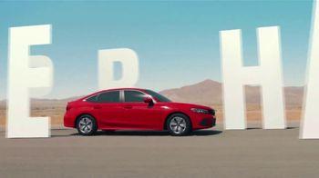 2022 Honda Civic TV Spot, 'Even More Fun to Drive' [T1] - Thumbnail 8