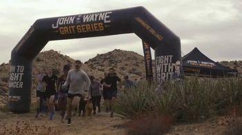 John Wayne Cancer Foundation TV Spot, 'Grit Series Events'