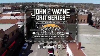 John Wayne Cancer Foundation TV Spot, 'Grit Series Events' - Thumbnail 8