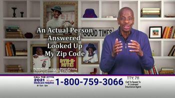 The Medicare Helpline TV Spot, 'Extra 2021 Medicare Benefits' Featuring Jimmie Walker