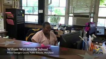 Prince George's County Public Schools TV Spot, 'Phixavier Holmes'