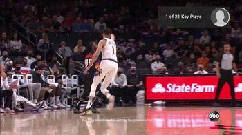 YouTube TV TV Spot, '2021 NBA Finals: Key Plays' - Thumbnail 5
