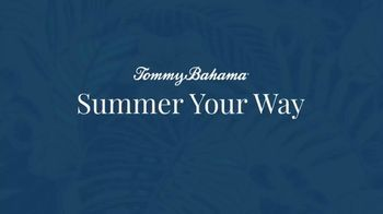 Tommy Bahama TV Spot, 'Summer Your Way' Song by Dylan Joseph - Thumbnail 10