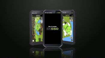Sky Caddie SX550 TV Spot, 'Has You Covered' - Thumbnail 9