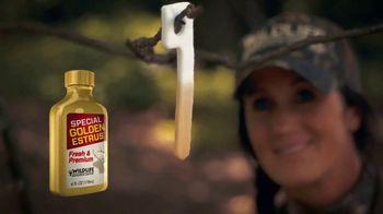 Wildlife Research Center Special Golden Estrus TV Spot, 'Special Favor' Feat. Melissa Bachman - Thumbnail 10