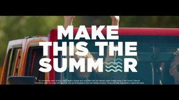 Jeep TV Spot, 'Make This the Summer: Discover' Song by Imagine Dragons [T1] - Thumbnail 7