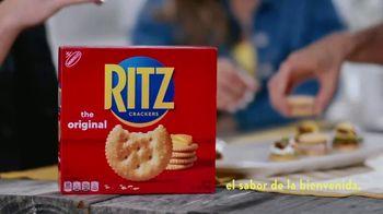 Ritz Crackers TV Spot, 'Sabores para todos' con Clarissa Molina [Spanish] - Thumbnail 7