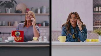 Ritz Crackers TV Spot, 'Sabores para todos' con Clarissa Molina [Spanish] - Thumbnail 3