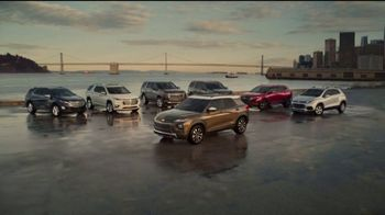 Chevrolet Open Road TV Spot, 'Family of SUVs: Drive Safe' Song by Shane Alexander [T2] - Thumbnail 5