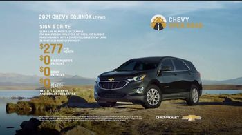Chevrolet Open Road TV Spot, 'Family of SUVs: Drive Safe' Song by Shane Alexander [T2] - Thumbnail 6