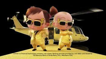 Chime TV Spot, 'Banking like a Boss'