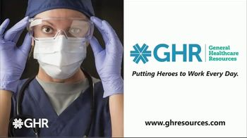 General Health Resources TV Spot, 'Supporting American Nurse Heroes'