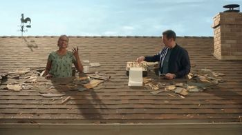 Veterans United Home Loans TV Spot, 'Through The Roof Reviews With Rob Riggle and Cheryl' - Thumbnail 9