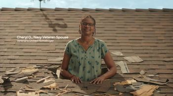 Veterans United Home Loans TV Spot, 'Through The Roof Reviews With Rob Riggle and Cheryl' - Thumbnail 2