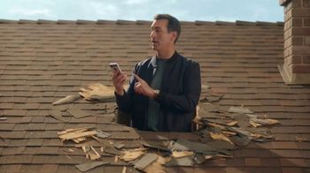 Veterans United Home Loans TV Spot, 'Through The Roof Reviews With Rob Riggle and Cheryl' - Thumbnail 5