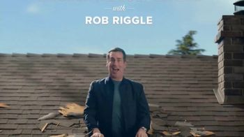 Veterans United Home Loans TV Spot, 'Through the Roof Reviews with Rob Riggle and Ariel' - Thumbnail 2