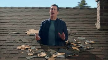 Veterans United Home Loans TV Spot, 'Through the Roof Reviews with Rob Riggle and Ariel' - Thumbnail 5