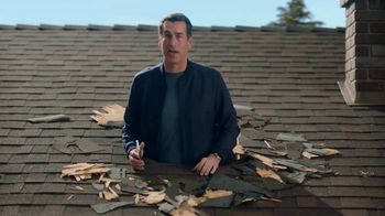 Veterans United Home Loans TV Spot, 'Through the Roof Reviews with Rob Riggle and Ariel' - Thumbnail 8