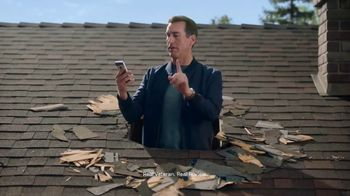 Veterans United Home Loans TV Spot, 'Through the Roof Reviews With Rob Riggle and Jose'