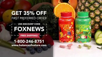 Balance of Nature TV Spot, 'Buck: 35% Off' - Thumbnail 10