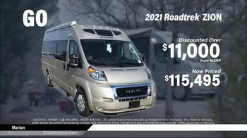 La Mesa RV TV Spot, 'Get Out and Go: 2021 Roadtrek Zion'