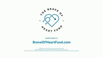The Brave of Heart Fund TV Spot, 'Taking Action' - Thumbnail 7