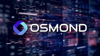 Osmond Global TV Spot, 'A Safer Society' - Thumbnail 1