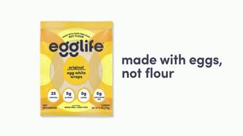 Egglife Foods TV Spot, 'Made With Eggs' - Thumbnail 3