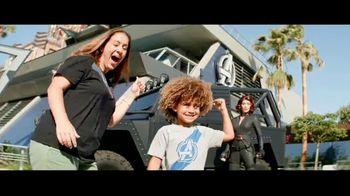 Disneyland TV Spot, 'Santana: Avengers Campus' - 188 commercial airings