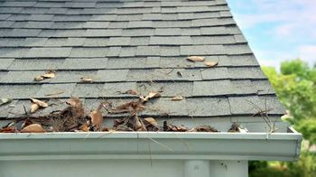 LeafFilter TV Spot, 'From Roof to Foundation: Save 15%'