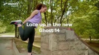 Brooks Running Ghost 14 TV Spot, 'Lace Up'