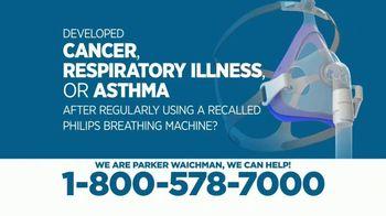 Parker Waichman TV Spot, 'Ventilator Device Recall'
