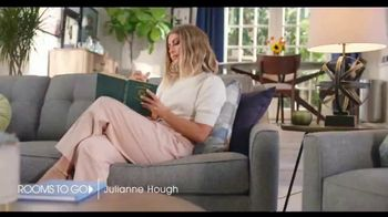 Rooms to Go TV Spot, 'Possibility' Featuring Julianne Hough