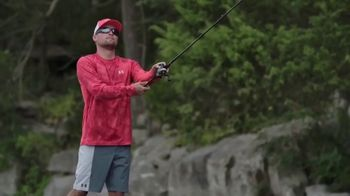 Under Armour Hunt TV Spot, 'Iso-Chill: On the Water' Featuring Justin Lucas