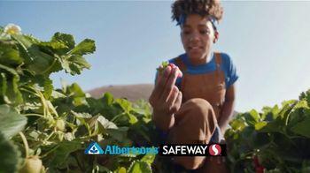 Albertsons TV Spot, 'The Art of Fresh'